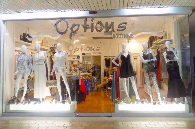 Options Boutique