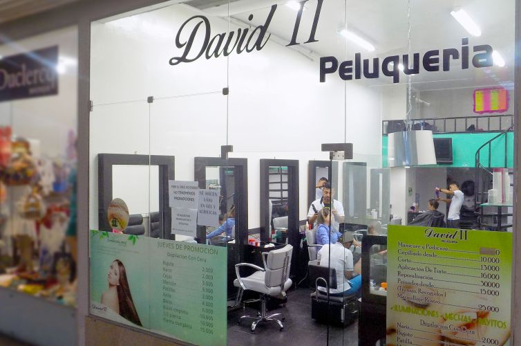 David II Peluquería