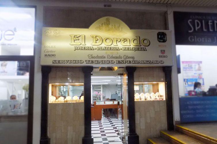 El Dorado- Joyería, Platería, relojería