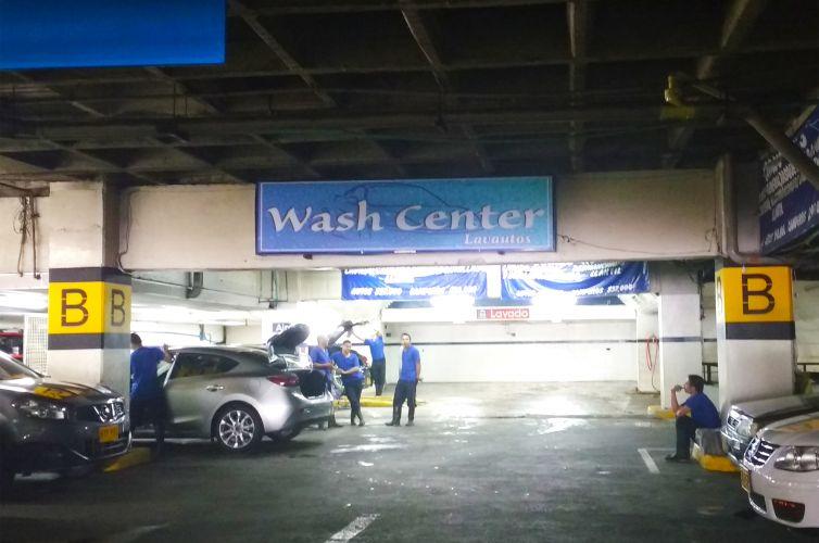 Wash Center